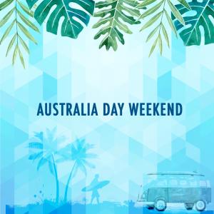 Australia Day advert for The Precinct Melbourne